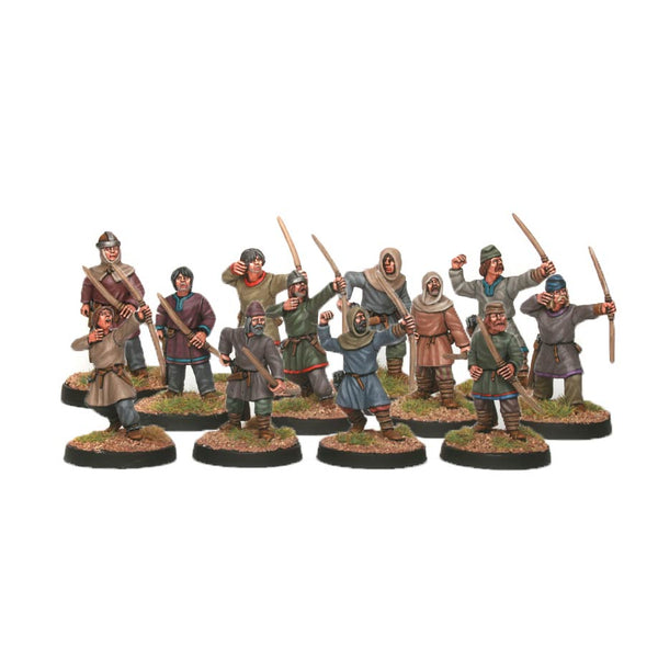 Late Saxon Archers - 1 point