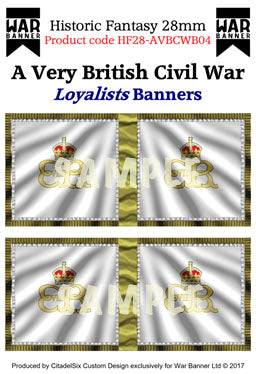 Loyalists Banners