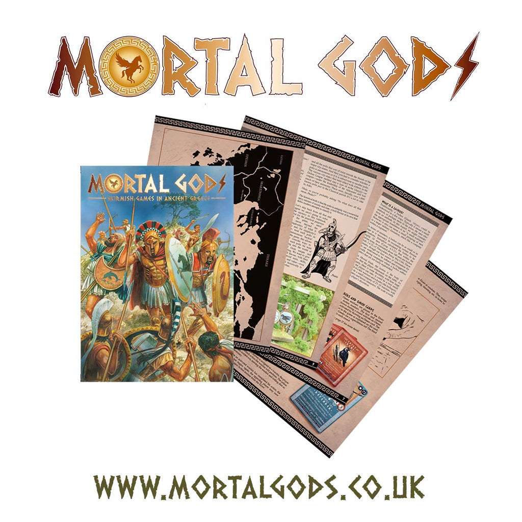 Digital Mortal Gods Rulebook PDF