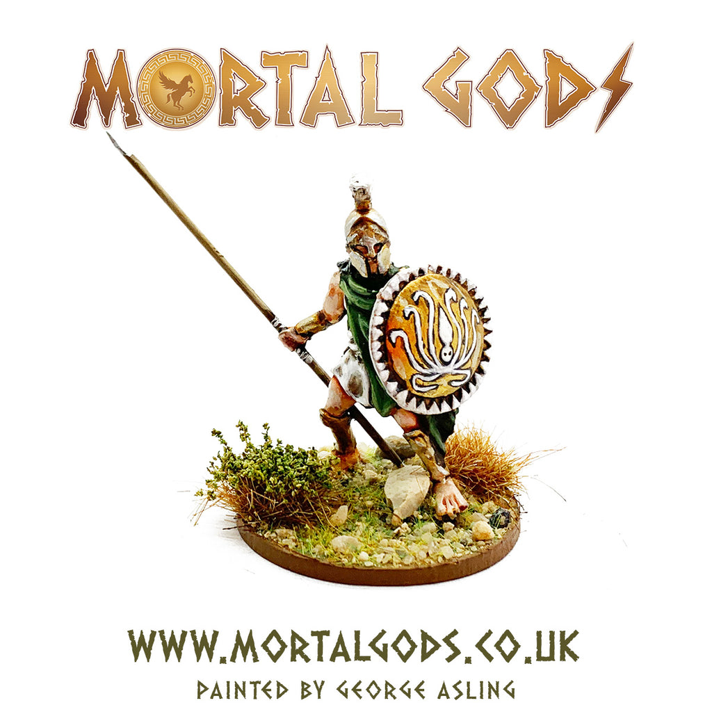 Champion of Olympos - Event Miniature (metal)