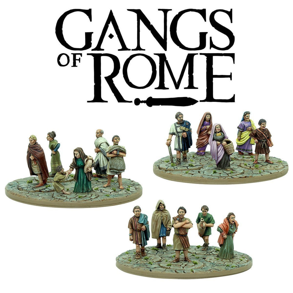Mobs of Rome
