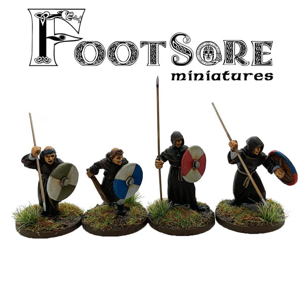 Milites Christi - Warrior Monks with Spears