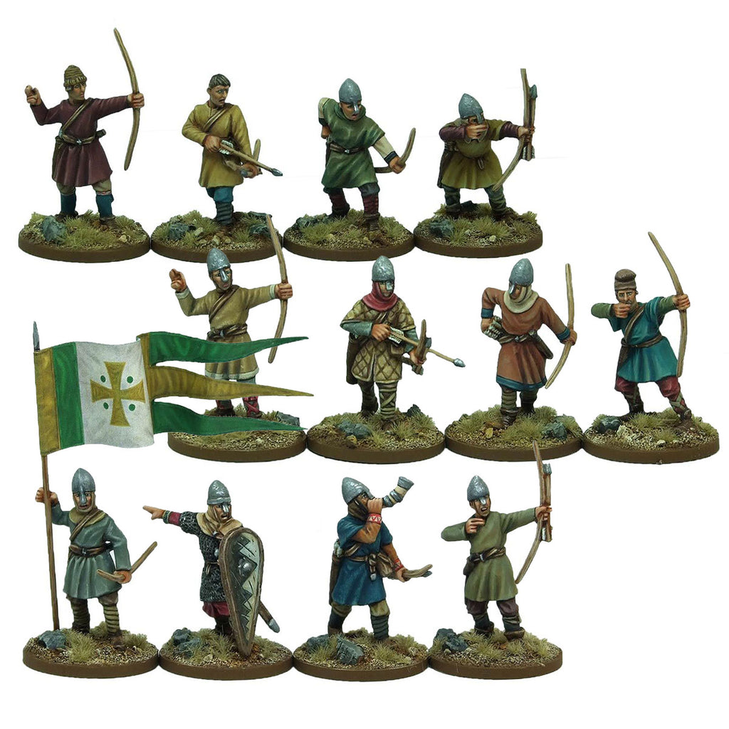 Norman Archers - 1 point