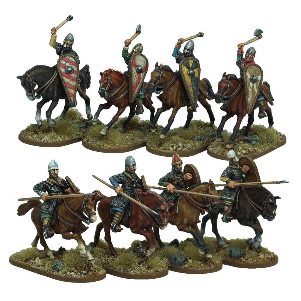 Norman Cavalrymen - 1 point