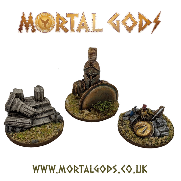 Objective Markers: Fallen Glory Set
