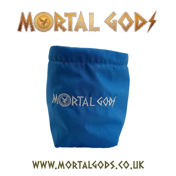 Mortal Gods Pebble Bag