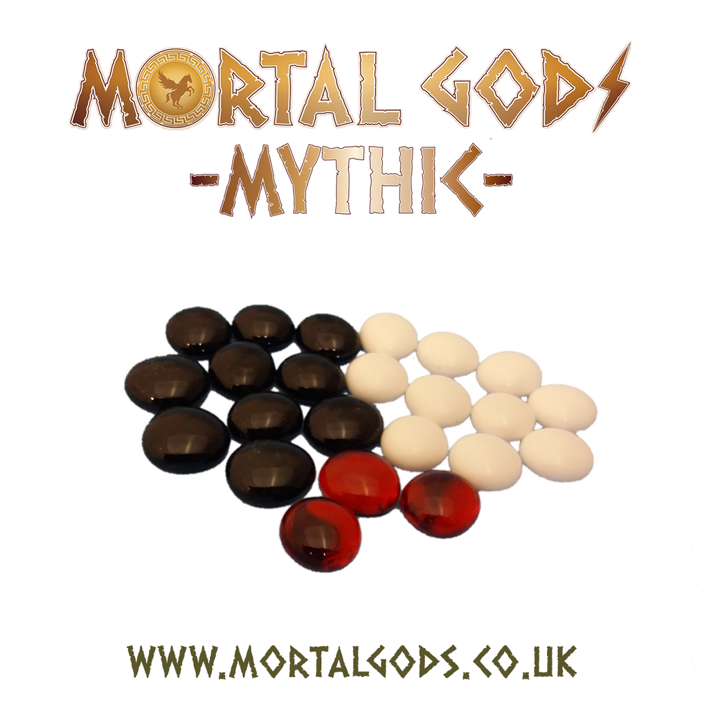 Mortal Gods Mixed Activation Pebbles