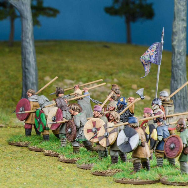 Pick Your Own Late Saxon Warband - 4 Points