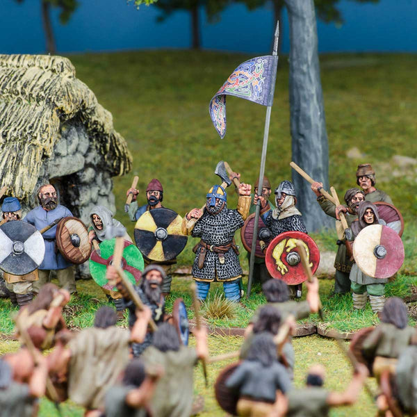 Pick Your Own Late Saxon Warband - 6 Points