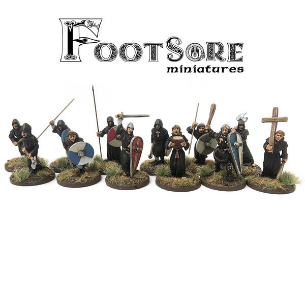Soldiers of Christ (resin set)