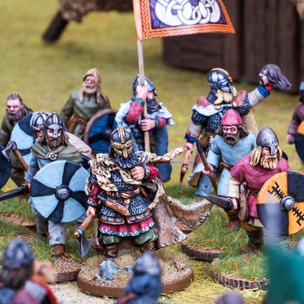Pick Your Own Viking Warband - 6 Points