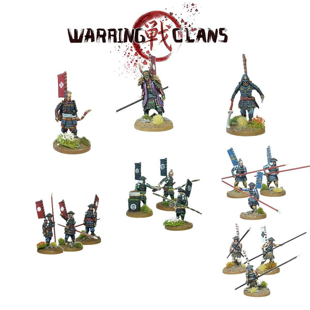 Test of Honour 24pt Warband 2
