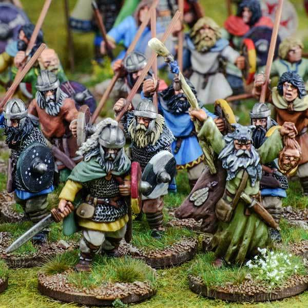 Early Saxons