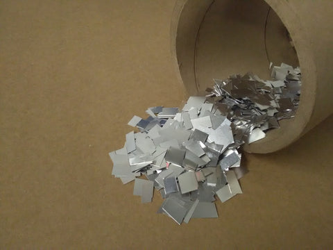 Aluminum Mosaic Pieces - 5 LB