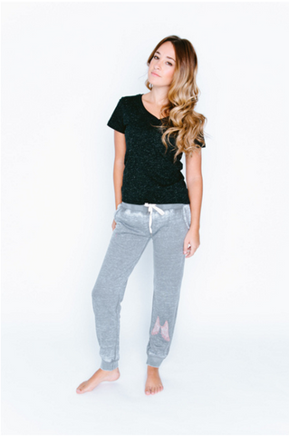 Mini Wings Burnout Jogger Sweatpants