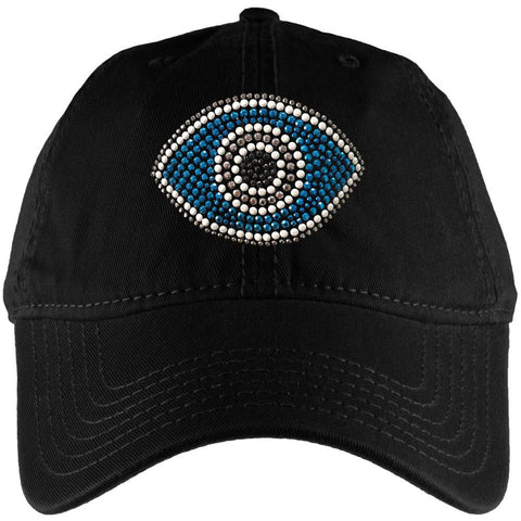 Evil Eye Baseball Hat