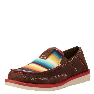 Ariat Youth Cruiser Palm Brown/Serape-10019951