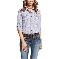 Ariat Women's REAL Patron Snap Shirt