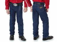 Wrangler Boy's Prewashed Cowboy Cut® Original Fit