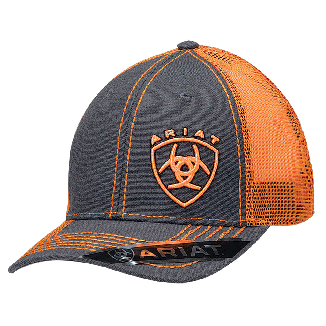 e0d61fe13 new arrivals ariat trucker hat cc383 052bc