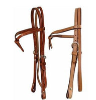 Billy Cook-Cross over Browband Headstall