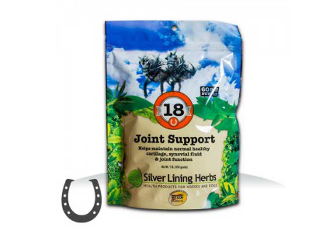 Silver Lining #18 Joint Support