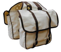 Outfitters Supply-Canvas Saddlebags