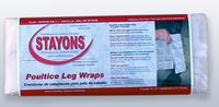STAYONS Poultice Leg Wraps - Clay + Epsom Salt