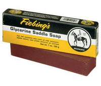 Fiebings Bar Form Saddle Soap