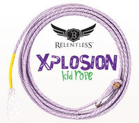 Cactus Relentless Xplosion Kid Rope