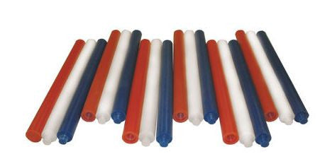 Pole Bending Poles  Set OF 6