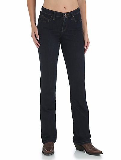 9c0f42ec Wrangler Womens The Ultimate Riding® Jean - Q-Baby™ -WRQ20DD ...