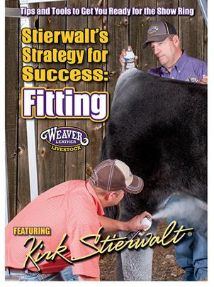 Weaver Stierwalt's Strategy for Success: Fitting DVD