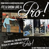 Fit & Show Like A Pro DVD