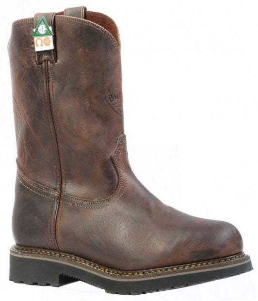 Boulet Boots 4383 Men's Steel Toe Work Boot
