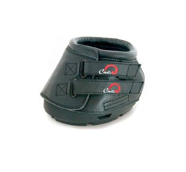 Cavallo Simple Regular Sole Hoof Boot - Black