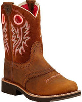 Ariat Kids Fatbaby Cowgirl Boots - 10017309