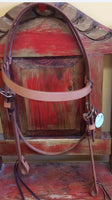 Billy Cook-Browband Single Tie End Headstall