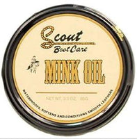 Scout-Boot Care Mink Oil Waterproof