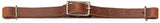 Weaver-Straight Bridle Leather Curb Strap Brown