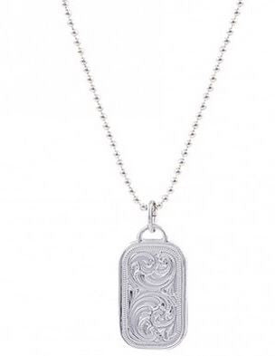 Montana Silversmiths Mini Token Necklace