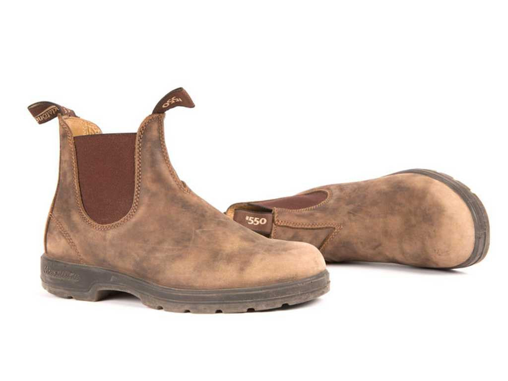 2c97dd19520d Blundstone 585 - The Leather Lined in Rustic Brown
