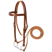 Weaver Draft Horse Riding Bridle Average