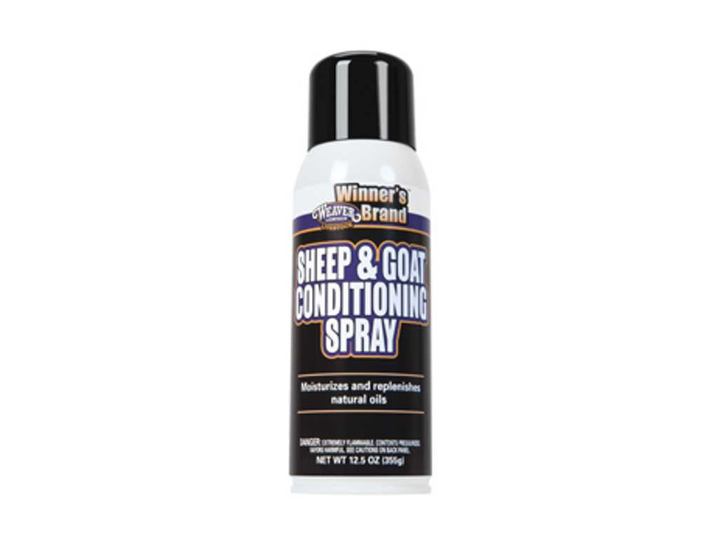 Weaver-Sheep & Goat Conditioning Spray