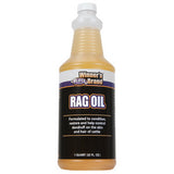 Weaver Rag Oil