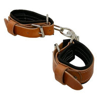 Outfitters Supply-Harness Leather & Chain Two Leg Hobbles
