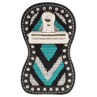 Weaver Beaded Show Number Holder with Clip 80-0980