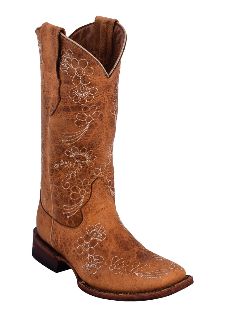 Ferrini Ladies' Daisy Antique Saddle Boots