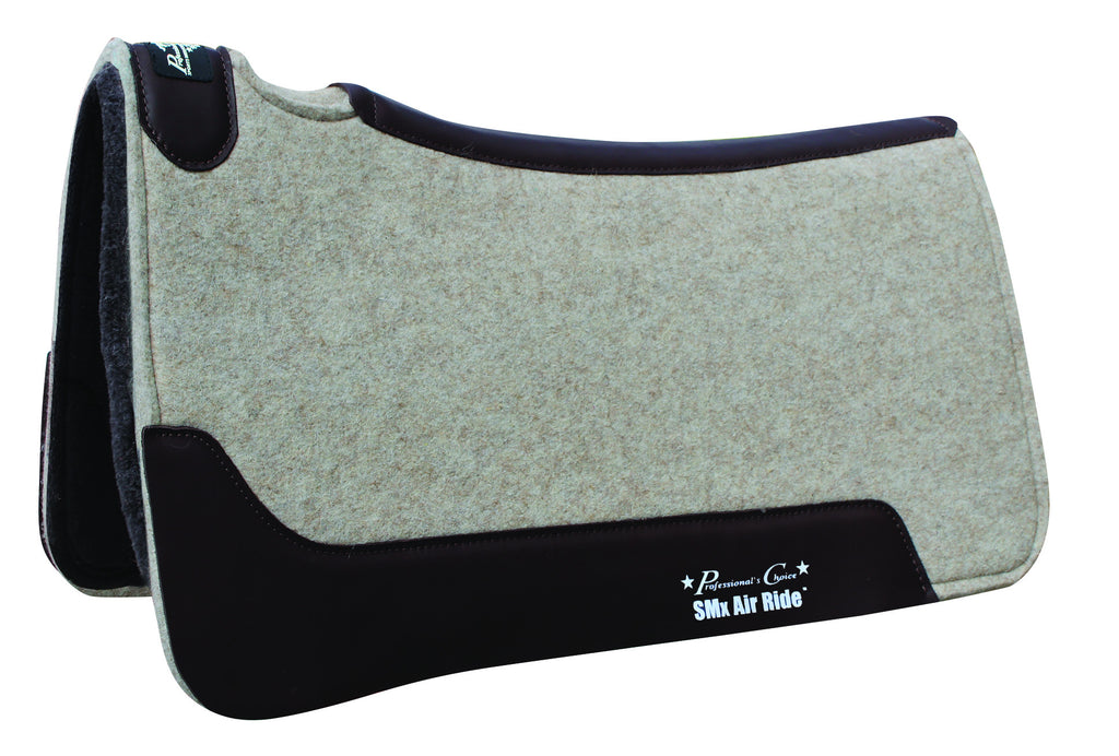 Professional's Choice Close Contact Deluxe Cowboy Felt Air Ride Roper Pad