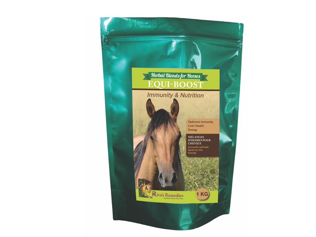 Riva's Remedies-Equi-Boost/Immunity & Nutrition